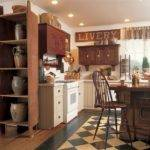 Kitchen Colonial Primitive Dining Buttery Pinter