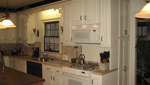 Kitchen Cupboard Our White Painting Cabinets