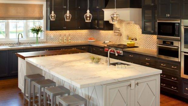 Kitchen Decorating Ideas Using Functional Stove Modern