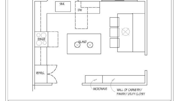 Kitchen Design Commercial Layout Hotel