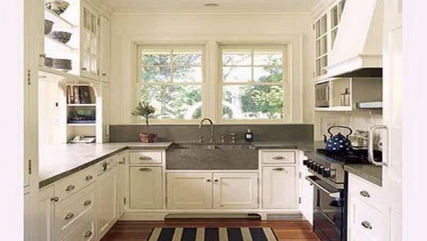 Kitchen Design Ideas Small Kitchens Efficient