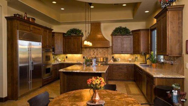 Kitchen Design Rustic