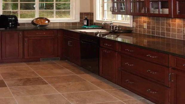 Kitchen Floor Tile Design Ideas