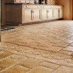 Kitchen Flooring Options Tile Ideas Dark Cabinets Best
