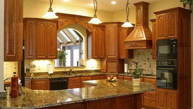 Kitchen Granite Countertop Countertops Ideas