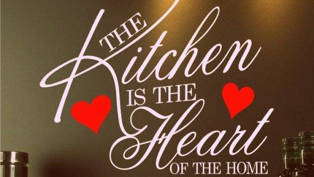 Kitchen Heart Home Sweet Pinterest