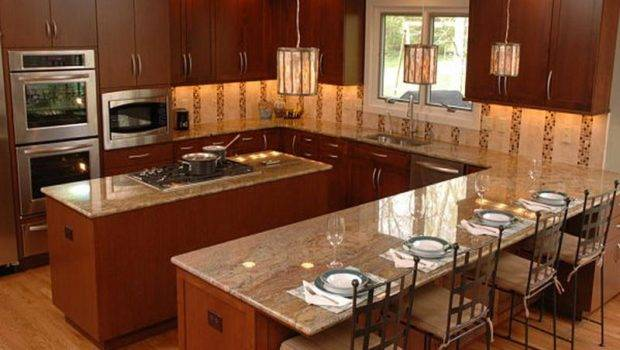 Kitchen Layout Small Kitchens Classic Shaped