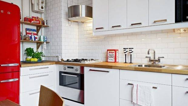 Kitchen Metro Tiles Pinterest