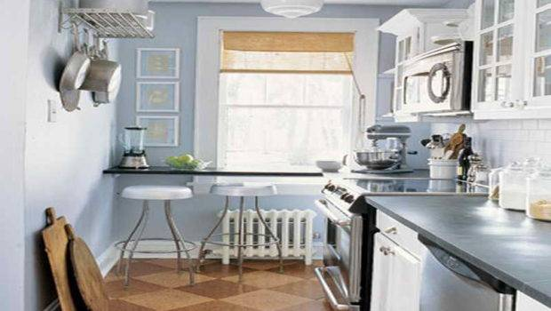 Kitchen Narrow Design Ideas