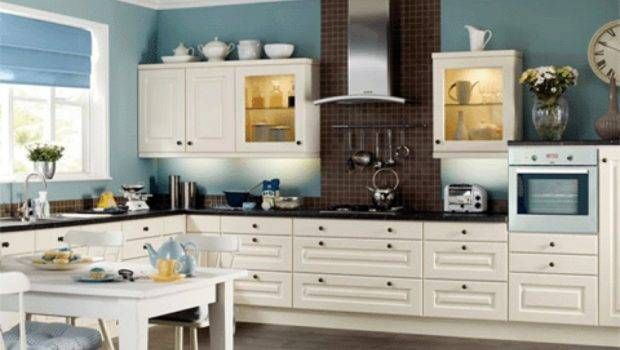 Kitchen Paint Colors Best White Cabinets