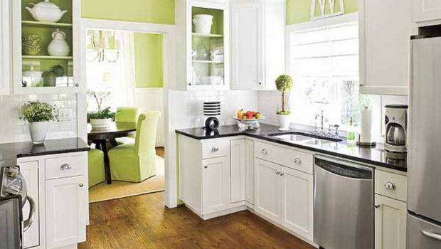 Kitchen Paint Colors White Cabinets Home Interior Design