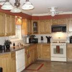 Kitchen Paint Floor Tiles Good Color