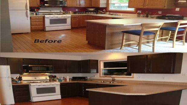 Kitchen Redoing Traditional Cabinets