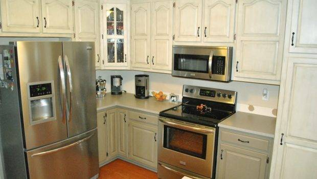 Kitchen Renovation Painting Cabinets Untamed Perspective