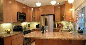 Kitchen Shaped Designs Breakfast Bar Small Kitchens