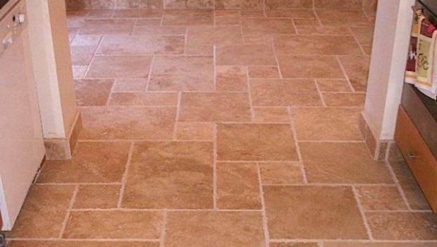 Kitchen Tile Floor Designs Tiles