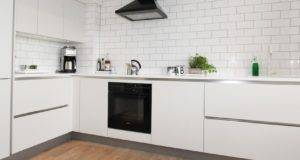 Kitchens Open Plan Galley Shaped
