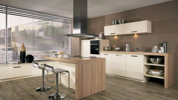 Kitchens Style Modern Kitchen Design Color White