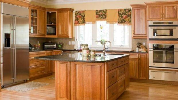 Kitchens Traditional Medium Wood Golden Brown Kitchen
