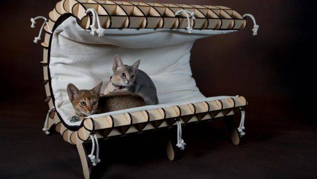 Kitticraft Worthy Self Assembly Furniture Cats