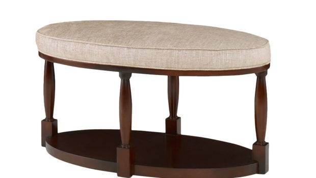 Kravet Furniture Stow Bench Modern Luxe Collection