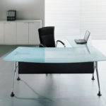 Krystal Executive Office Desk Design Interior Architecture