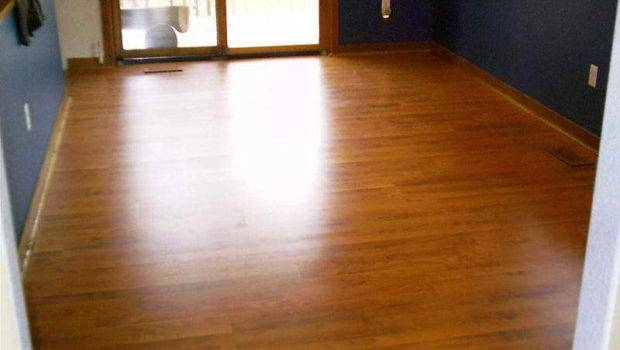 Laminate Flooring Basements Installation