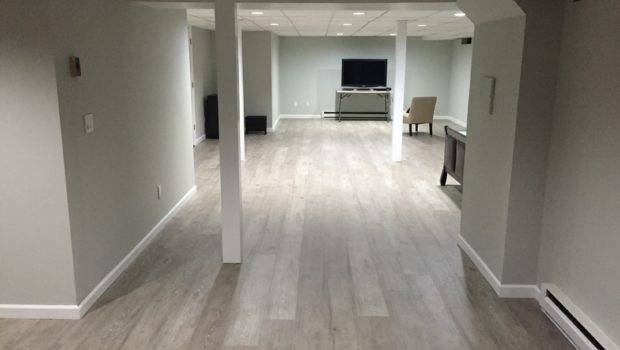 Laminate Flooring Cement Basement Floor