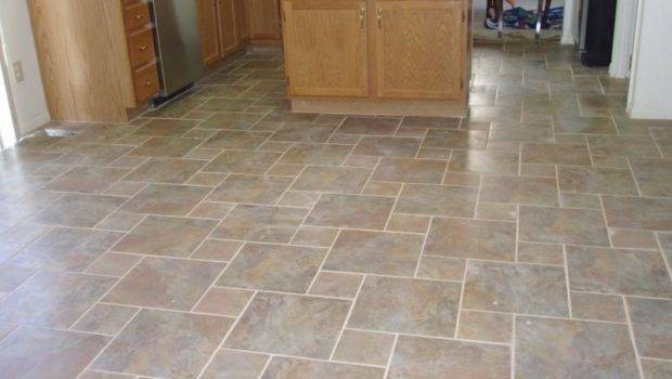 Laminate Flooring Kitchen