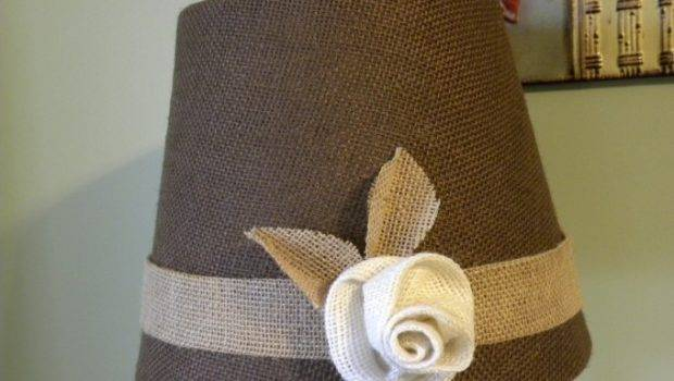 Lamp Shade Lampshade Rings Frame Lamps Burlap Shades