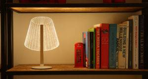 Lamps Optical Illusions Reading Studio Cheha Kickstarter Led