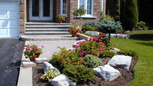 Landscape Design Ideas Small Front Yards Yard
