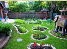 Landscape Design Native Home Garden