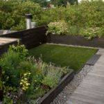 Landscape Design Simple Layouts Summer Roof