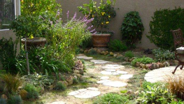Landscape Design Small Yard Patio Narrow Side Landscaping