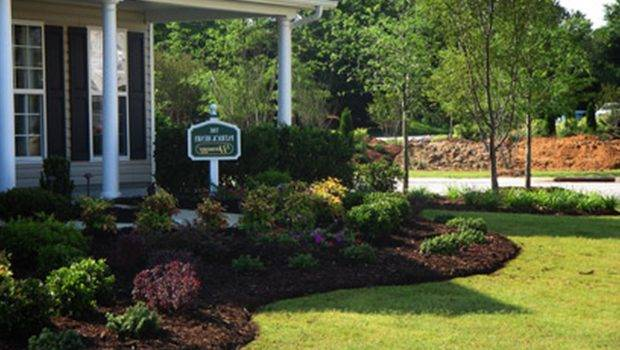 Landscaping Ideas Front Yard Easy Simple
