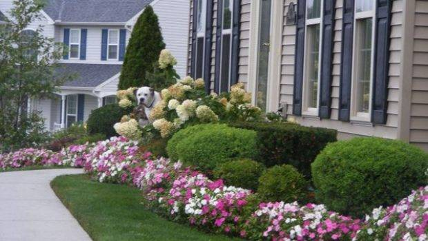 Landscaping Ideas Front Yards Backyards