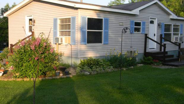 Landscaping Ideas Mobile Homes Manufactured Home Living