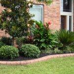 Landscaping Stamped Concrete Borders Landscape Lighting Projects