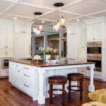 Large Kitchen Cabinet Layout Ideas Home Bunch Interior