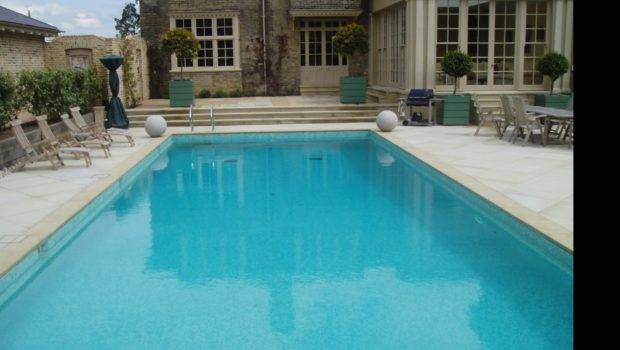 Large Outdoor Swimming Pool London Guncast Pools Ltd