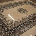 Laser Islamic Design White Marble Printers