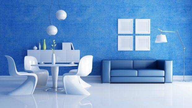 Latest Blue White Interior Design Other