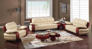 Latest Leather Sofa Set Designs