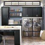 Laundry Room Cabinets Calgary Cabinet Solutions