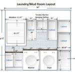 Laundry Room Layout Design Home Style