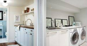 Laundry Rooms Dark Damp Basements Wouldn Love Doing