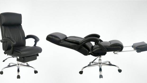 Lay Flat Office Chair