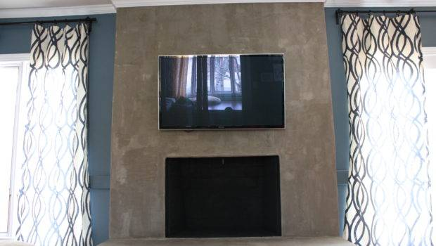 Learn Create Your Own Diy Fireplace Ardex Feather Finish