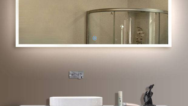 Led Bathroom Wall Mirror Illuminated Lighted Vanity